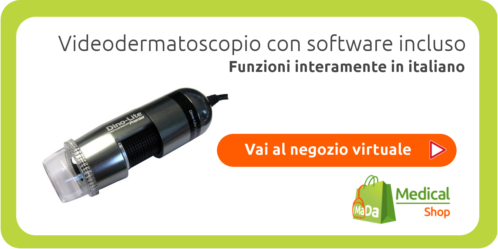 videodermatoscopio in offerta