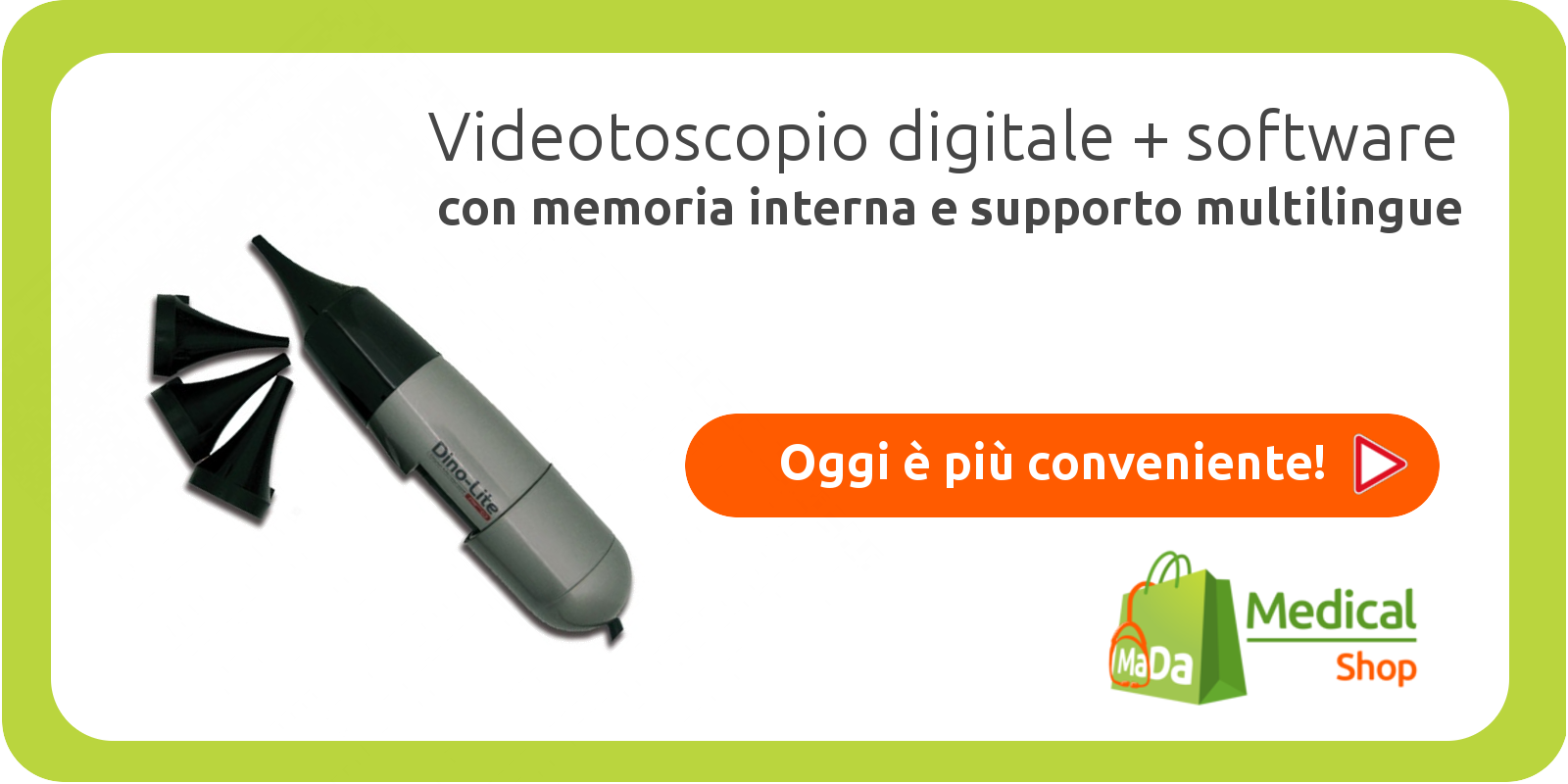 videotoscopio in offerta