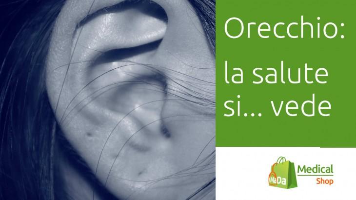 videotoscopio: salute dell'orecchio